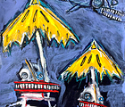 matt sesow new painting