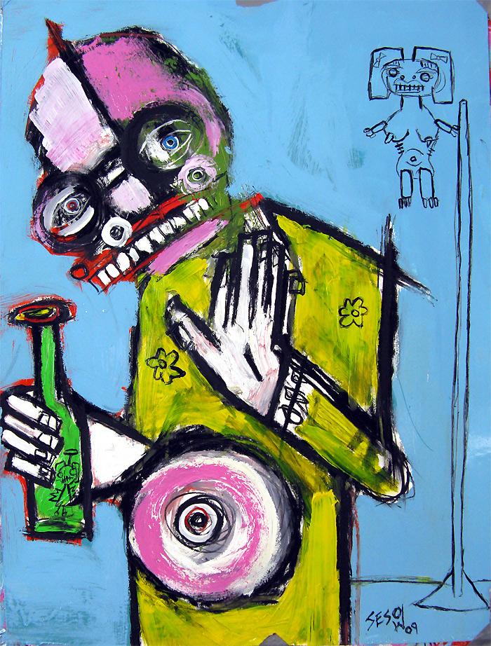 The Illustrated Bukowski
