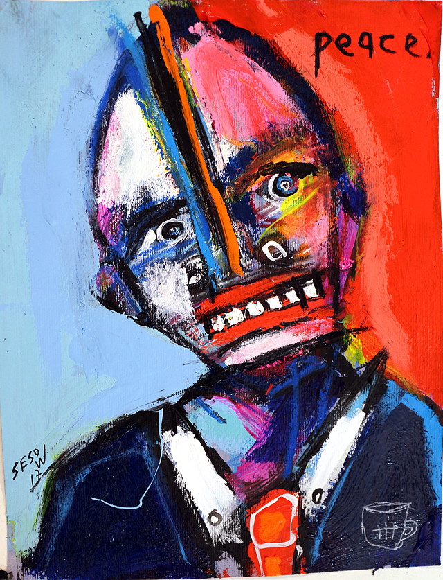 matt sesow 2016 paintings