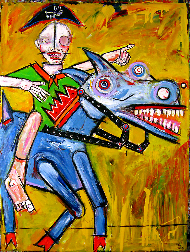 matt sesow ideal sesoff naive brute brut art painting