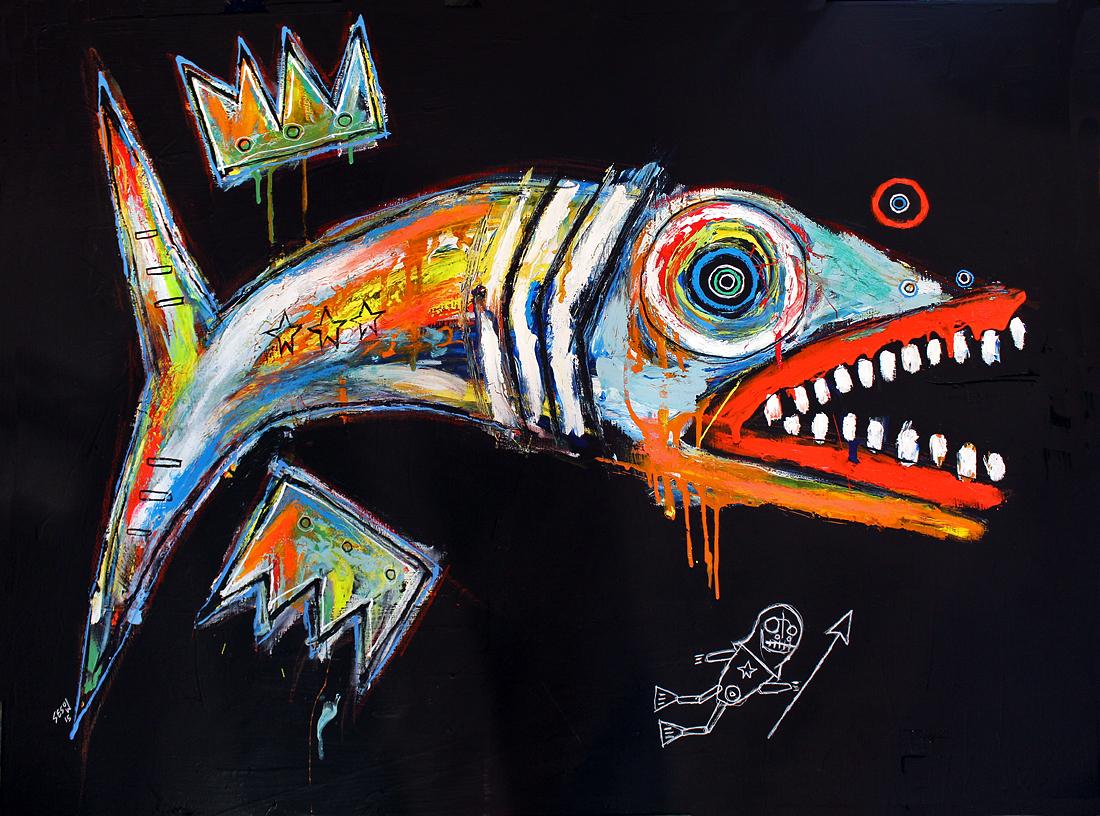 matt sesow 2015 paintings
